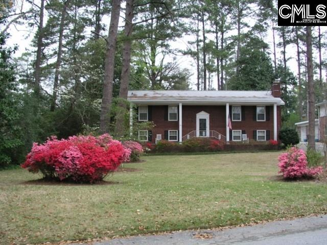 3225 Whitehall Road, Columbia, SC 29204 (MLS #454860) :: RE/MAX AT THE LAKE