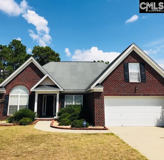 133 Cotoneaster Drive, Columbia, SC 29229 (MLS #455885) :: Home Advantage Realty, LLC