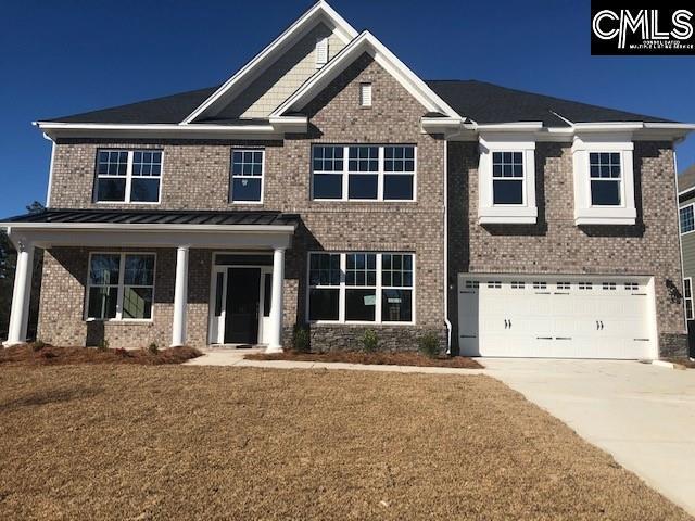 111 Long Cove  Lot 21 Drive, Blythewood, SC 29016 (MLS #455971) :: EXIT Real Estate Consultants
