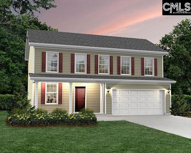 78 Privet Drive, Columbia, SC 29203 (MLS #457844) :: Home Advantage Realty, LLC