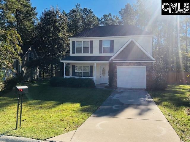 92 Driftwood Avenue, Elgin, SC 29045 (MLS #458575) :: The Olivia Cooley Group at Keller Williams Realty
