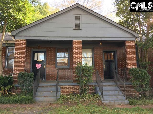 306/308 Fulton Street, Columbia, SC 29205 (MLS #460764) :: The Neighborhood Company at Keller Williams Columbia