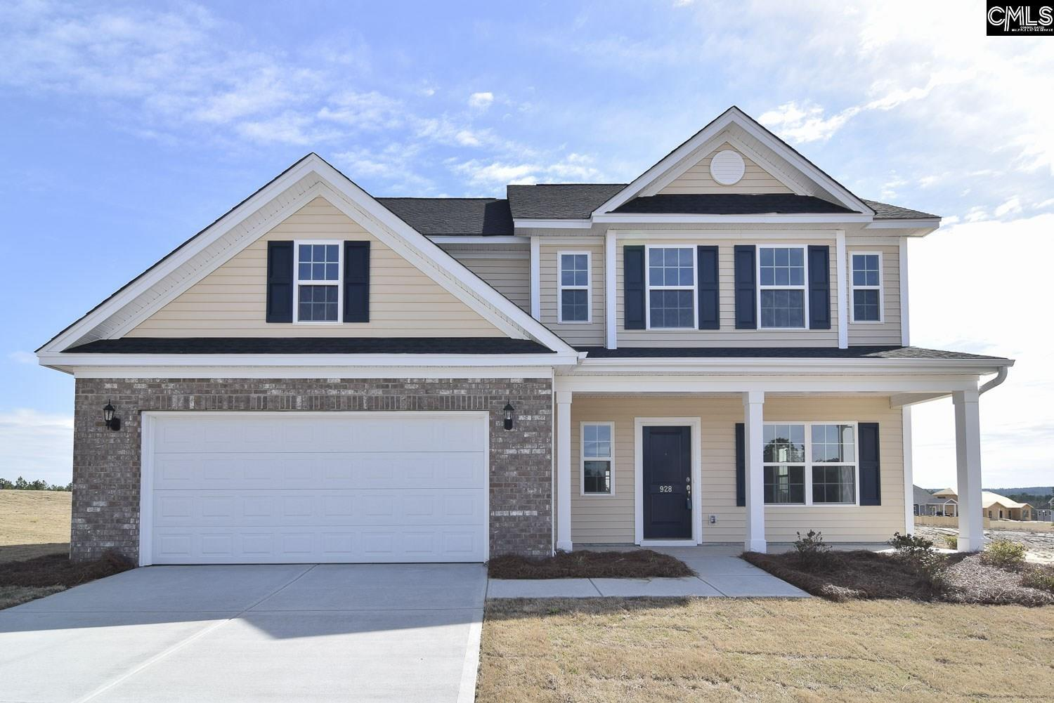 928 Bannockburn Drive, Lexington, SC 29073 (MLS #460884) :: Home Advantage Realty, LLC
