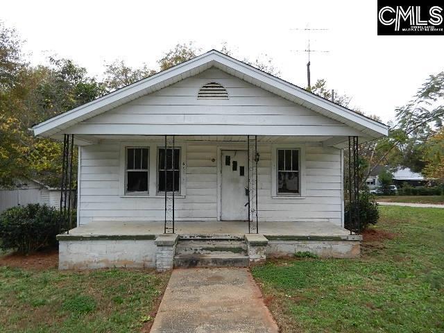 611 Wardlaw Street, Newberry, SC 29108 (MLS #461339) :: EXIT Real Estate Consultants