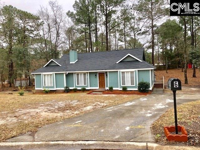 6 Baker House Court, Columbia, SC 29223 (MLS #462643) :: The Neighborhood Company at Keller Williams Palmetto