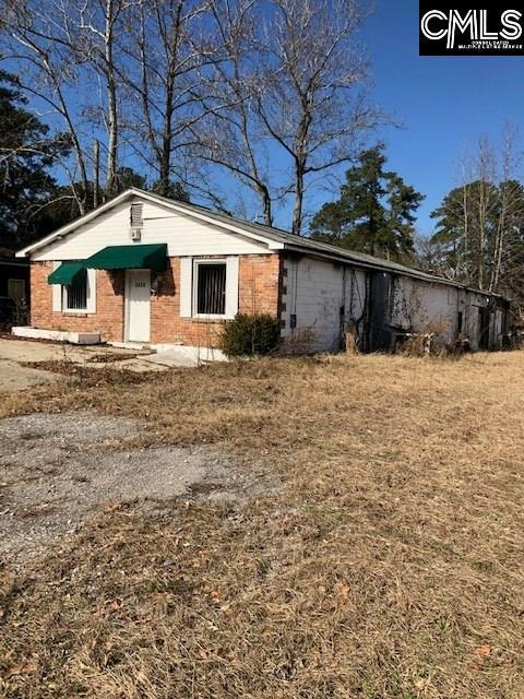 4029 Baldwin Road, Columbia, SC 29204 (MLS #463037) :: EXIT Real Estate Consultants