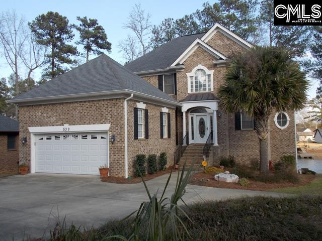 539 Dutchman Shores Circle, Chapin, SC 29036 (MLS #464623) :: Home Advantage Realty, LLC