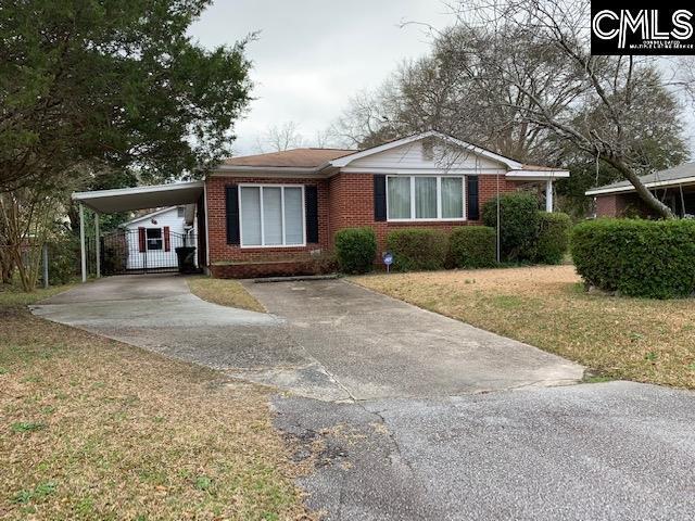 1515 Dahlia Road, Columbia, SC 29205 (MLS #465080) :: Home Advantage Realty, LLC