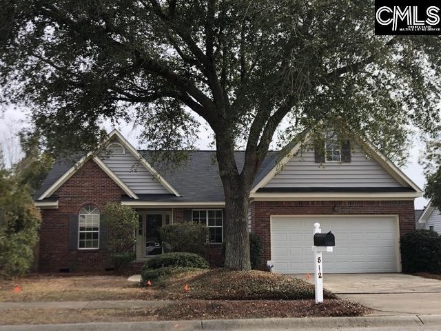 812 Ridge Trail Drive, Columbia, SC 29229 (MLS #465446) :: The Olivia Cooley Group at Keller Williams Realty
