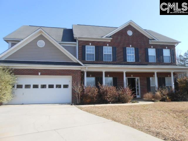 530 Brooksong Court, Irmo, SC 29063 (MLS #465519) :: Home Advantage Realty, LLC