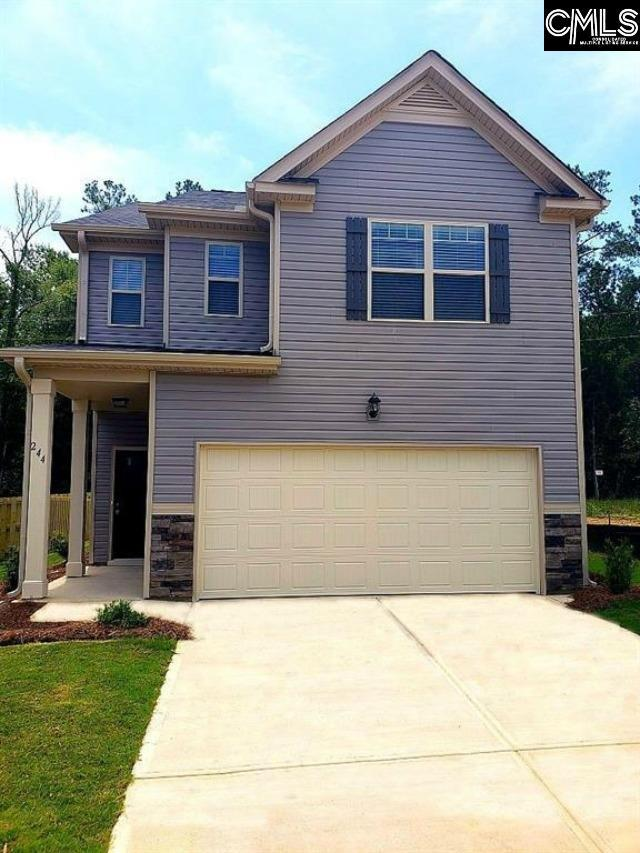 253 Bickley View Court, Chapin, SC 29036 (MLS #466086) :: The Olivia Cooley Group at Keller Williams Realty