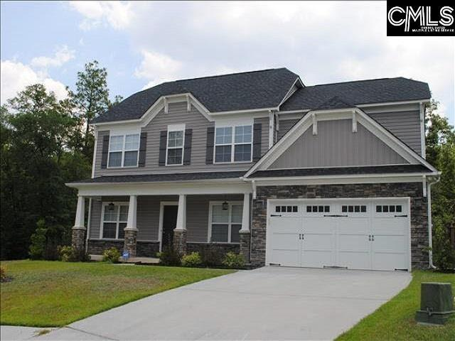 128 Montelena, Lexington, SC 29072 (MLS #467028) :: EXIT Real Estate Consultants