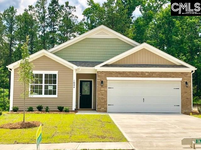 123 Esso Lane, Elgin, SC 29045 (MLS #468572) :: The Olivia Cooley Group at Keller Williams Realty