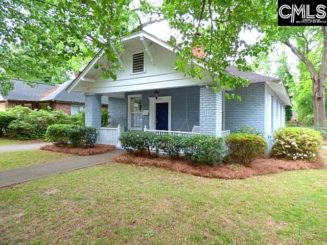 2806 Kershaw Street, Columbia, SC 29205 (MLS #469674) :: The Olivia Cooley Group at Keller Williams Realty