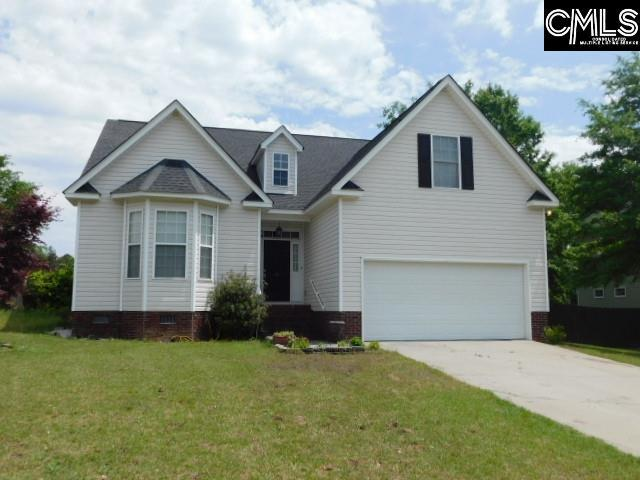 70 Mauser Drive, Lugoff, SC 29078 (MLS #469838) :: The Meade Team