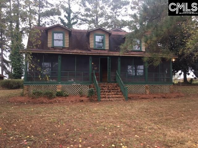 1840 Saint Matthew Church Road, Eastover, SC 29044 (MLS #469919) :: EXIT Real Estate Consultants