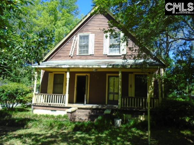 423 Bayne Street, Orangeburg, SC 29115 (MLS #471265) :: EXIT Real Estate Consultants
