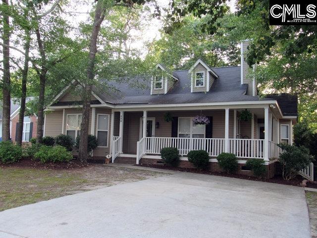 209 Mossborough Drive, Lexington, SC 29073 (MLS #471666) :: EXIT Real Estate Consultants