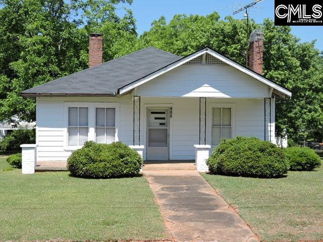 705 Wardlaw Street, Newberry, SC 29108 (MLS #472325) :: EXIT Real Estate Consultants