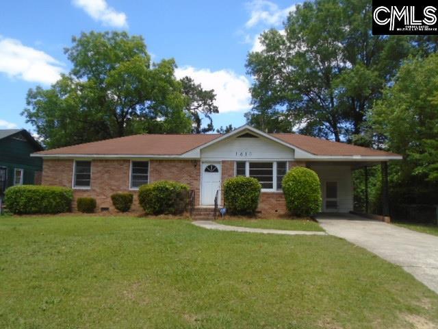 1610 Brunswick Drive, Columbia, SC 29203 (MLS #472508) :: The Olivia Cooley Group at Keller Williams Realty
