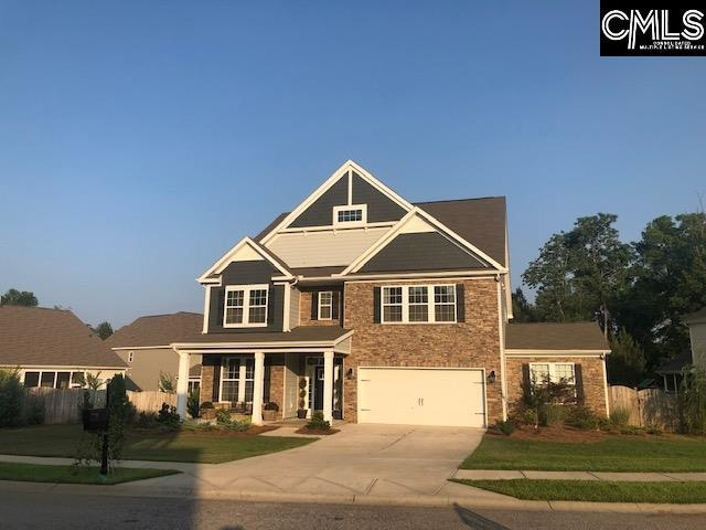 598 Eagles Rest Drive, Chapin, SC 29036 (MLS #472852) :: EXIT Real Estate Consultants