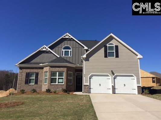 709 Turner Hill Drive, Lexington, SC 29073 (MLS #473673) :: The Olivia Cooley Group at Keller Williams Realty