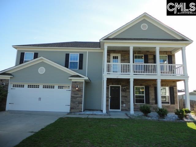 17 Casey Drive, Elgin, SC 29045 (MLS #473680) :: Home Advantage Realty, LLC