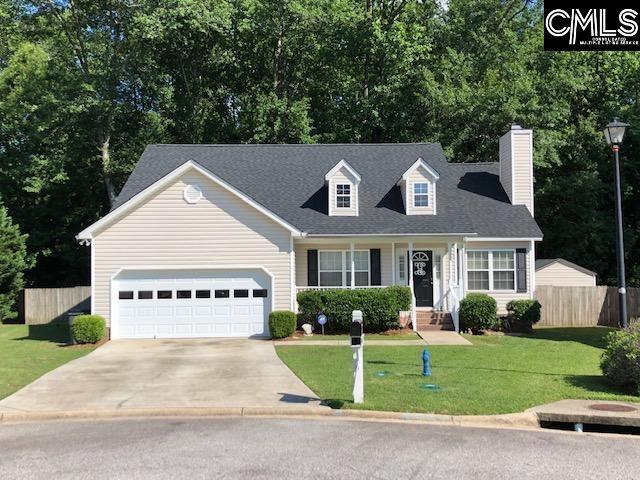 120 Brook Hollow Court, Lexington, SC 29072 (MLS #473842) :: EXIT Real Estate Consultants