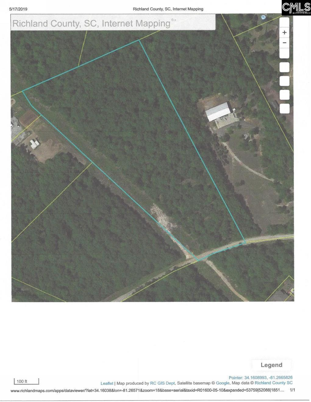 1132 Bookie Richardson Road, Chapin, SC 29036 (MLS #474942) :: The Olivia  Cooley Group at Keller Williams Realty