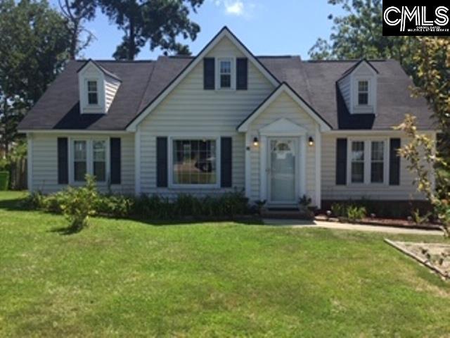 1017 Friarsgate Blvd Boulevard, Irmo, SC 29063 (MLS #476688) :: Home Advantage Realty, LLC