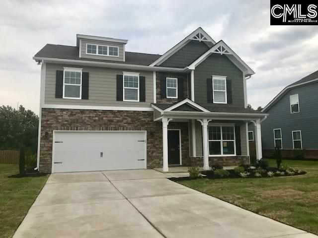 526 Litchfield Lane, Lexington, SC 29072 (MLS #477033) :: The Olivia Cooley Group at Keller Williams Realty
