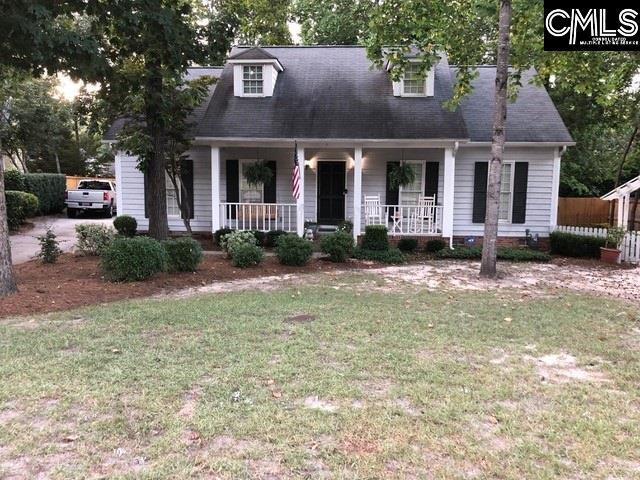 108 Rook Branch Ln, Columbia, SC 29209 (MLS #477651) :: EXIT Real Estate Consultants