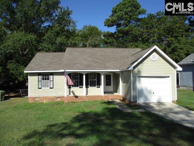 824 Sky Lane Drive, Hopkins, SC 29061 (MLS #479226) :: EXIT Real Estate Consultants
