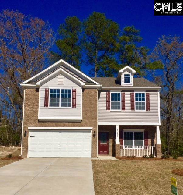 1003 Campbell Ridge Drive, Elgin, SC 20945 (MLS #480684) :: Loveless & Yarborough Real Estate