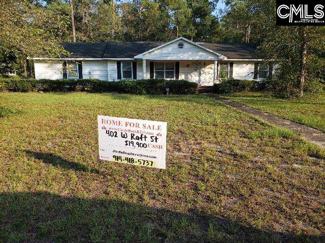 402 Raft Street 1, Marion, SC 29581 (MLS #480692) :: EXIT Real Estate Consultants