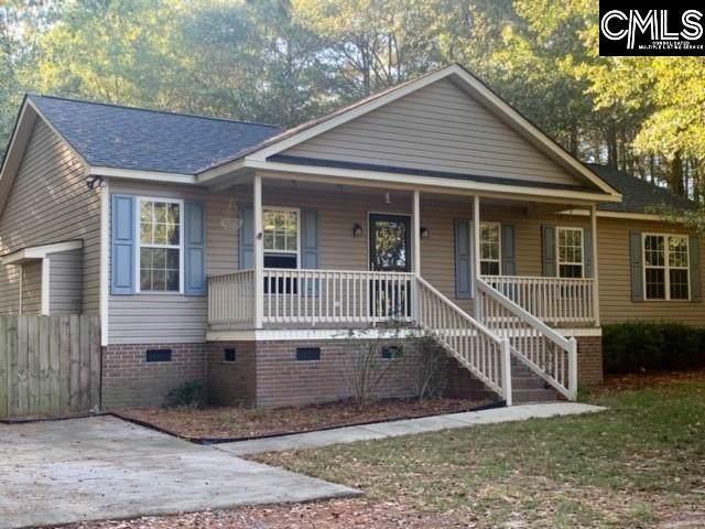 214 Camp Agape, Blythewood, SC 29016 (MLS #481699) :: Loveless & Yarborough Real Estate