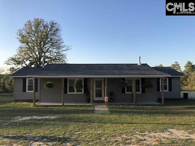 600 Moseley Pond Road, Aiken, SC 29805 (MLS #481793) :: Home Advantage Realty, LLC
