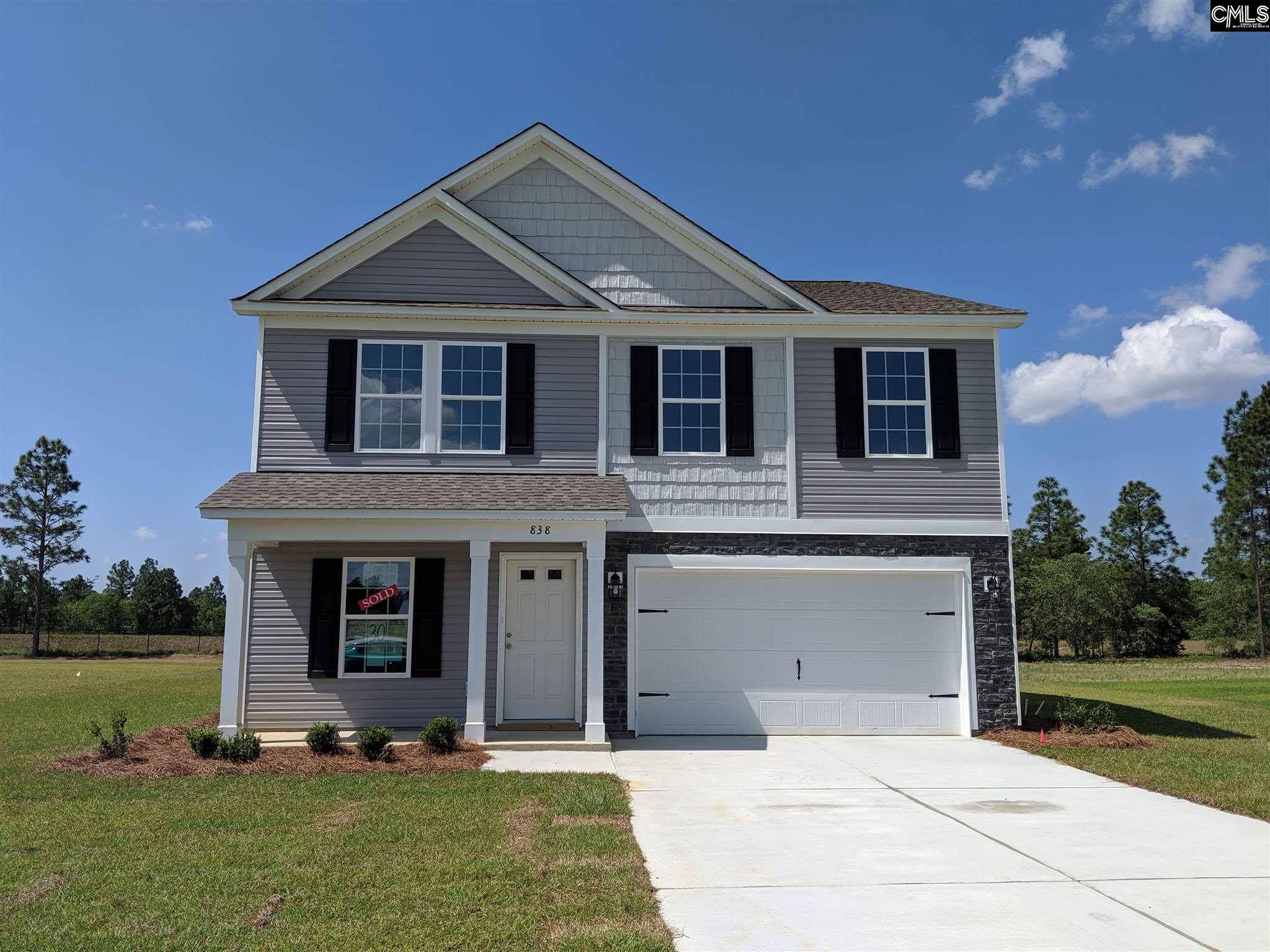 458 Crassula Drive, Lexington, SC 29073 (MLS #482882) :: Home Advantage Realty, LLC
