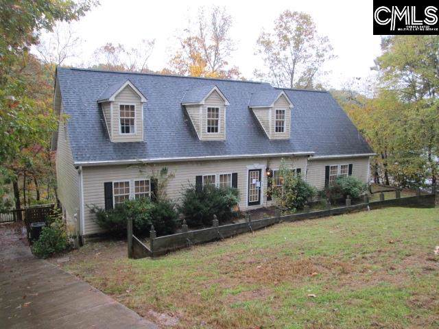1635 Sailing Club Road, Camden, SC 29020 (MLS #483721) :: Loveless & Yarborough Real Estate