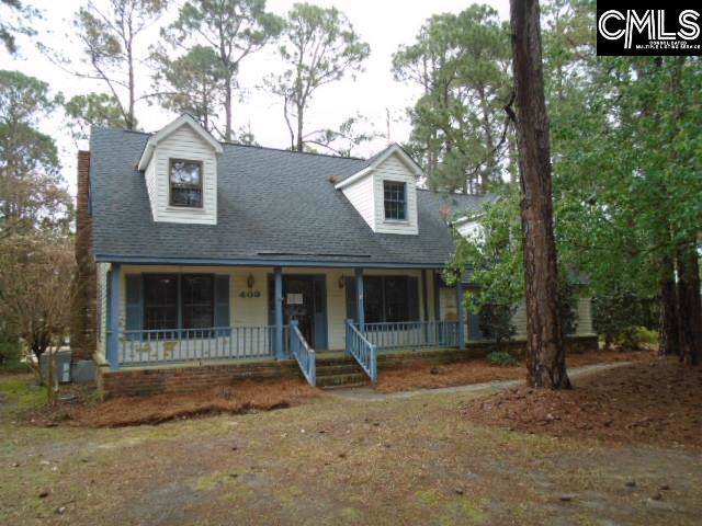409 Wotan Road, Columbia, SC 29229 (MLS #484253) :: Loveless & Yarborough Real Estate