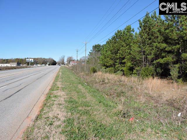 0 C.R. Koon Highway, Newberry, SC 29108 (MLS #484675) :: EXIT Real Estate Consultants