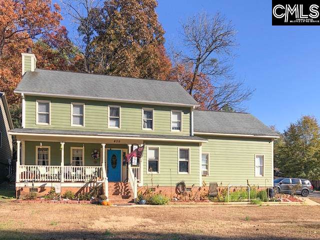409 Willow Bend Drive, Columbia, SC 29212 (MLS #486300) :: EXIT Real Estate Consultants