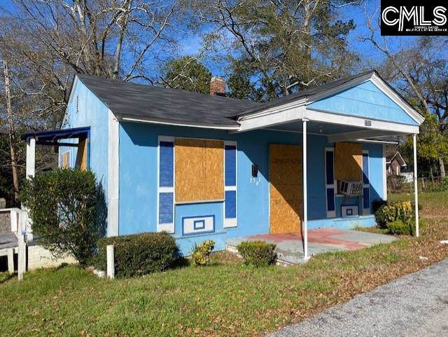 2413 Gordon Street, Columbia, SC 29204 (MLS #486737) :: Loveless & Yarborough Real Estate