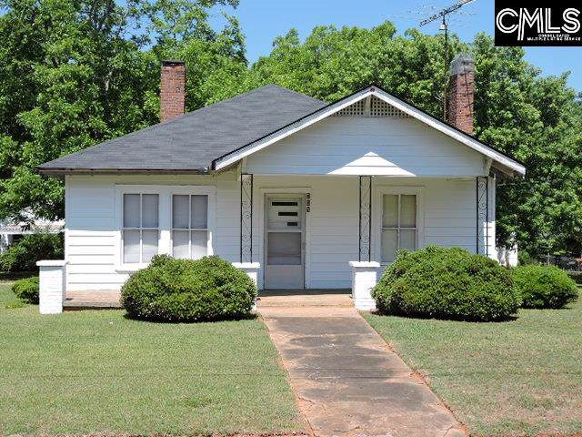 705 Wardlaw Street, Newberry, SC 29108 (MLS #487191) :: The Olivia Cooley Group at Keller Williams Realty