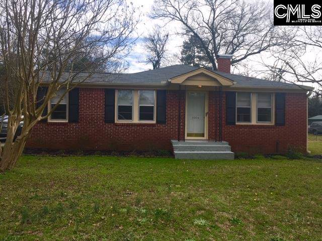1004 Brown Street, Camden, SC 29020 (MLS #487248) :: The Olivia Cooley Group at Keller Williams Realty