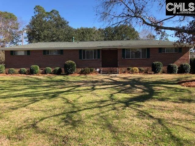 2778 Hillcrest Avenue, Orangeburg, SC 29118 (MLS #488651) :: EXIT Real Estate Consultants