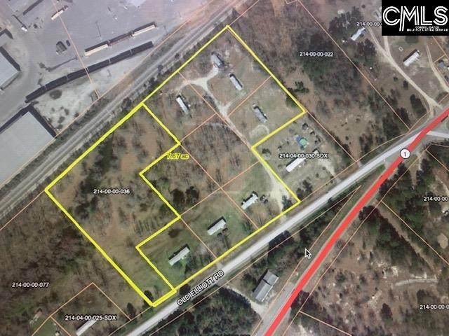 1291 Old Elliott Road, Cassatt, SC 29032 (MLS #488835) :: The Latimore Group