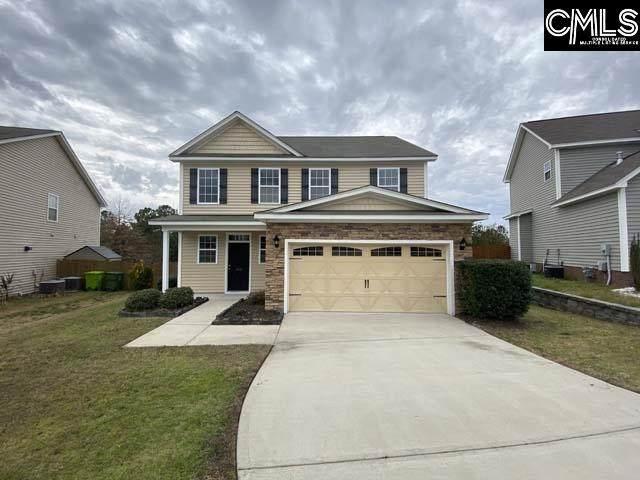 412 Abe Circle, Columbia, SC 29223 (MLS #489394) :: EXIT Real Estate Consultants