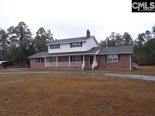 864 Polson Road, Camden, SC 29020 (MLS #489615) :: The Olivia Cooley Group at Keller Williams Realty