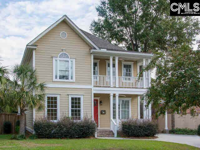310 S Gregg Street, Columbia, SC 29205 (MLS #491161) :: The Meade Team